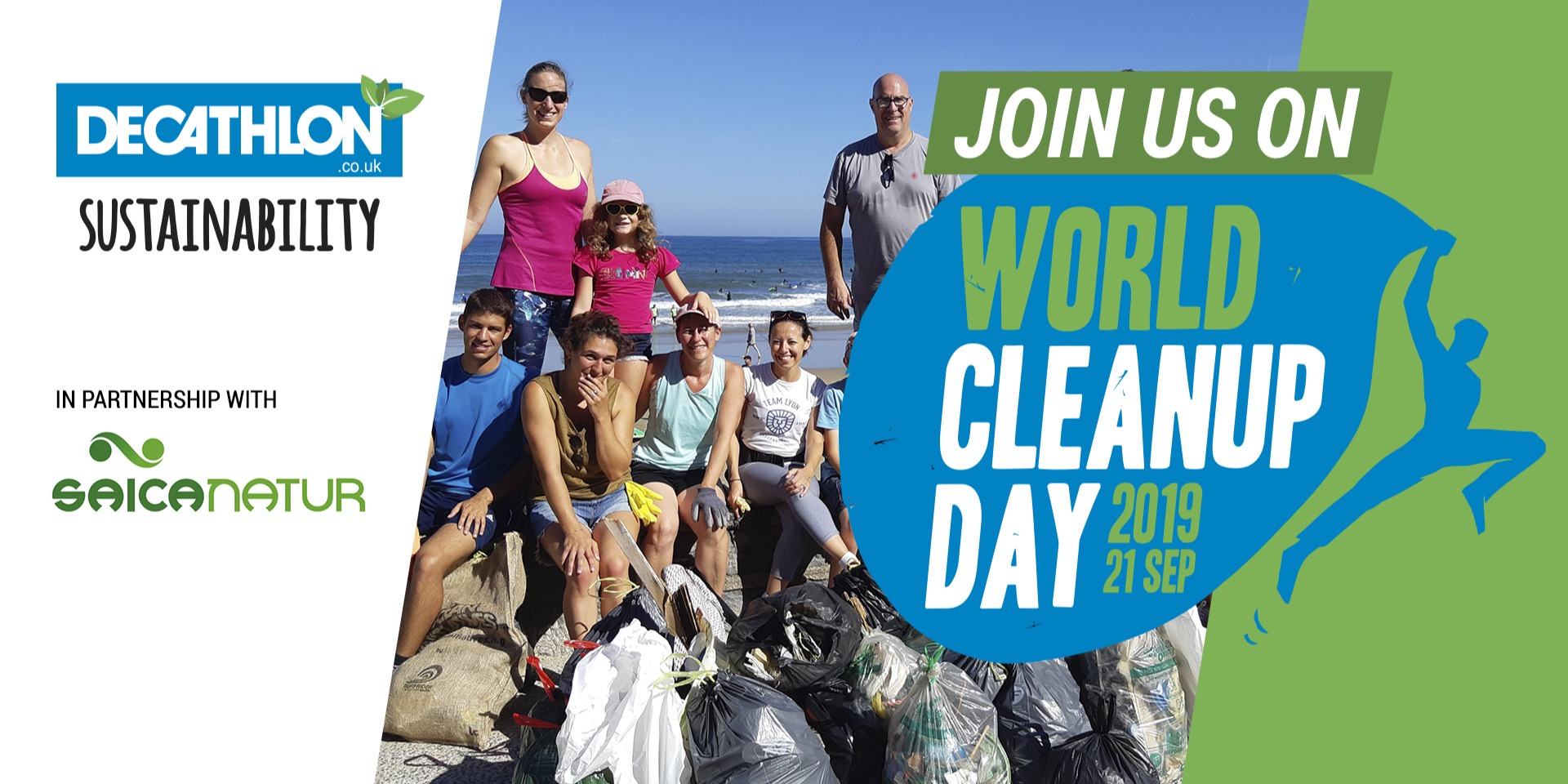 World clean up day - huyton