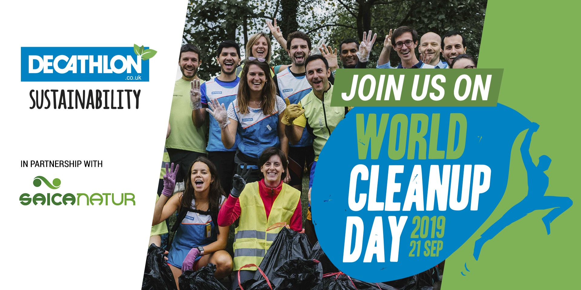world clean up day - high wycombe